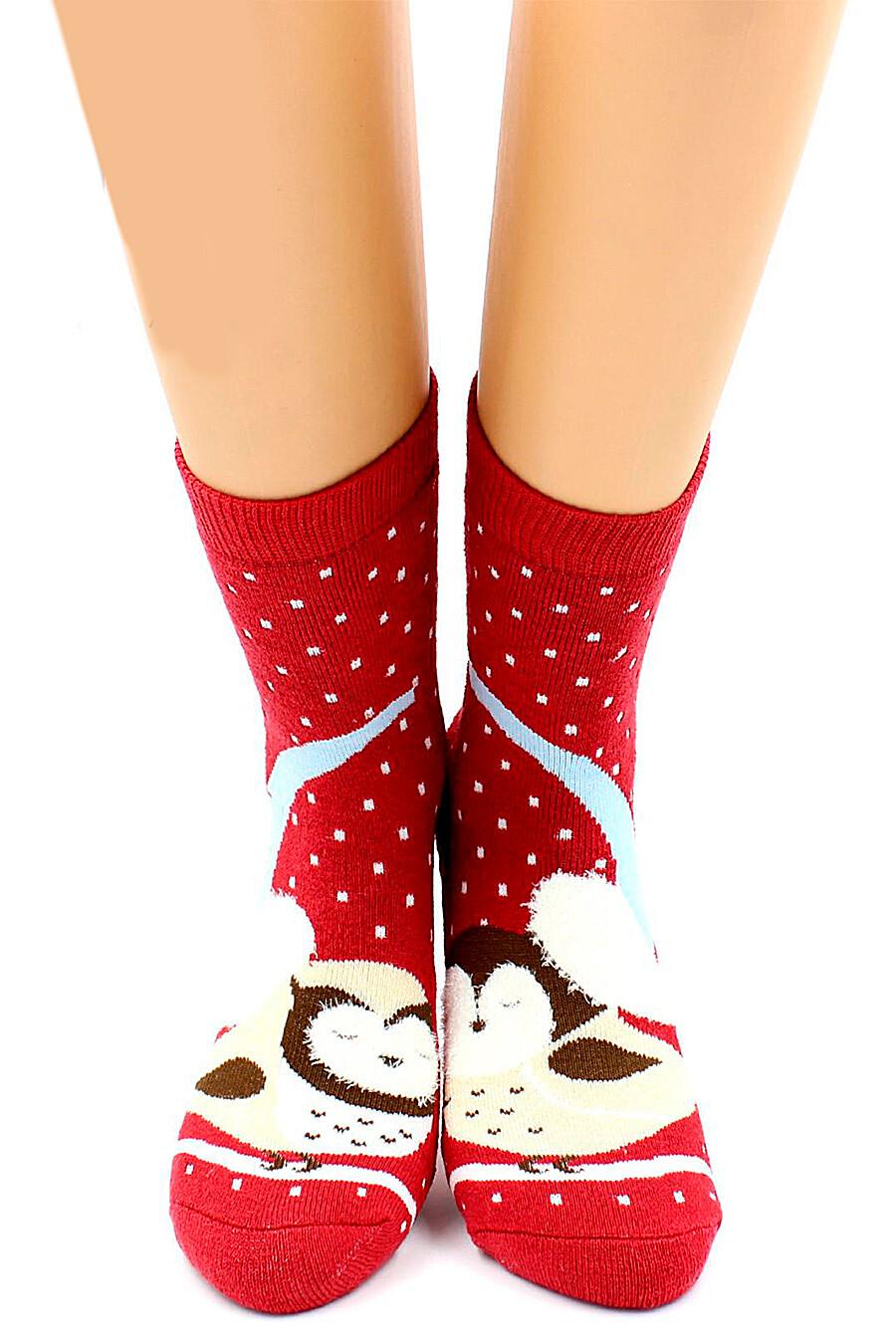 Носки для женщин HOBBY LINE 239419 купить оптом от производителя. Совместная покупка женской одежды в OptMoyo