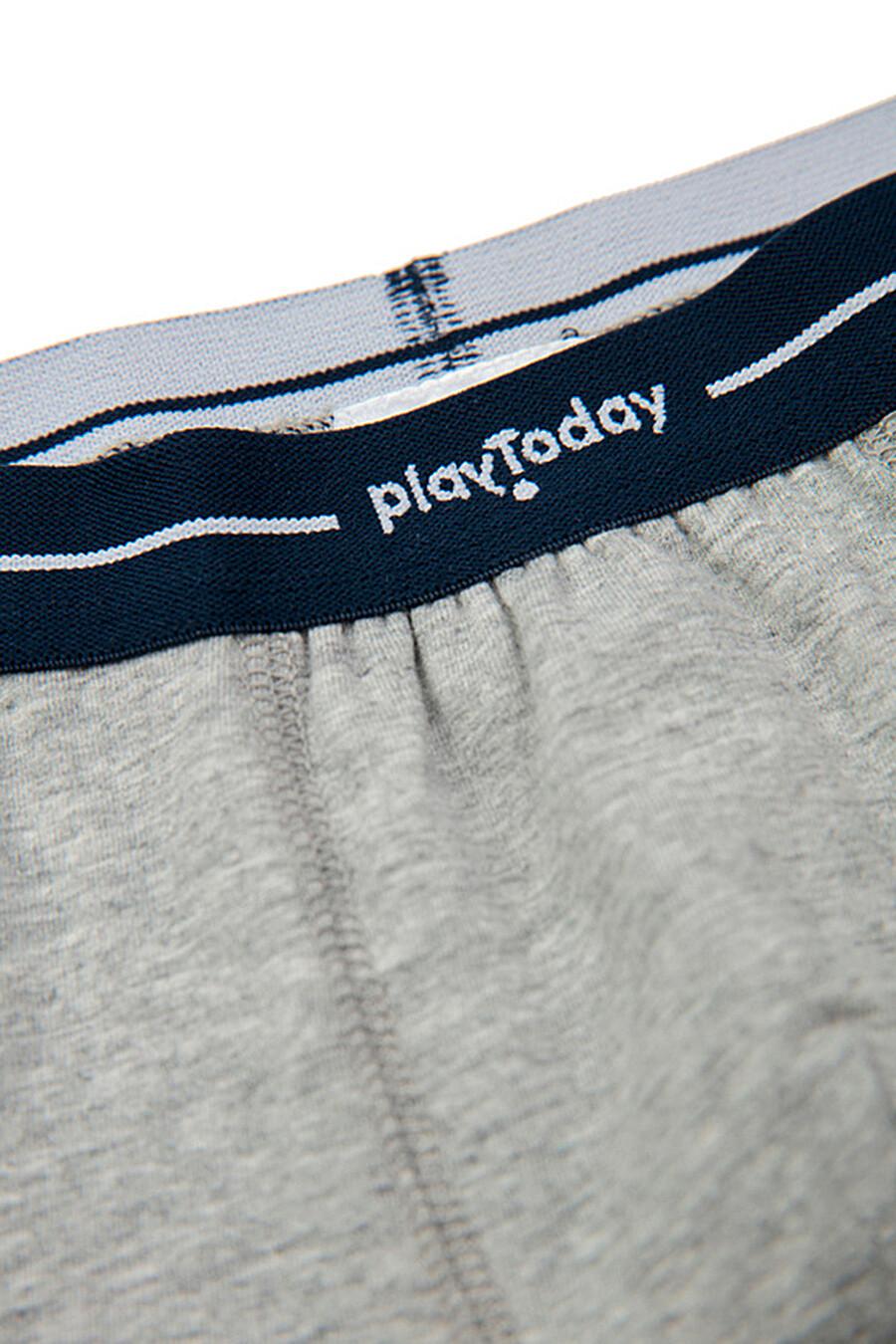 Набор трусов 2 шт. для мальчиков PLAYTODAY 239469 купить оптом от производителя. Совместная покупка детской одежды в OptMoyo