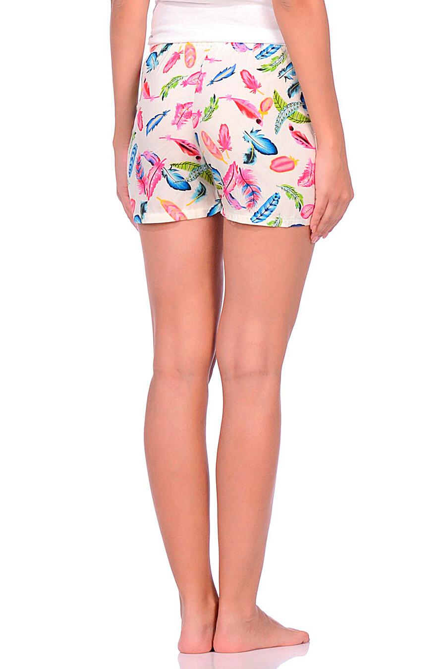 Шорты для женщин N.O.A. 239597 купить оптом от производителя. Совместная покупка женской одежды в OptMoyo