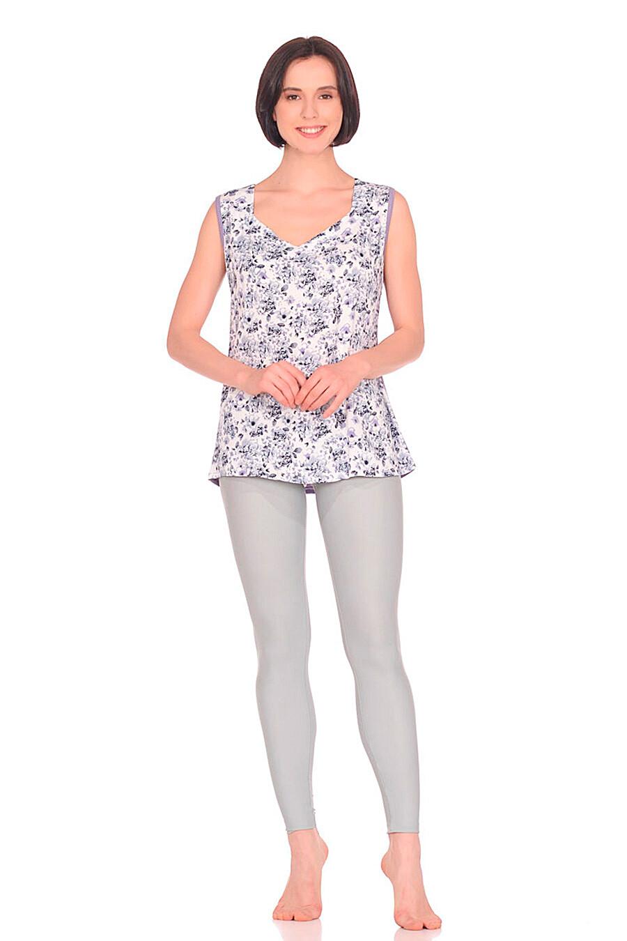 Майка для женщин N.O.A. 239614 купить оптом от производителя. Совместная покупка женской одежды в OptMoyo