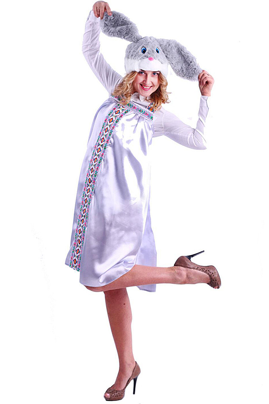 Костюм карнавальный для женщин BATIK 247463 купить оптом от производителя. Совместная покупка женской одежды в OptMoyo