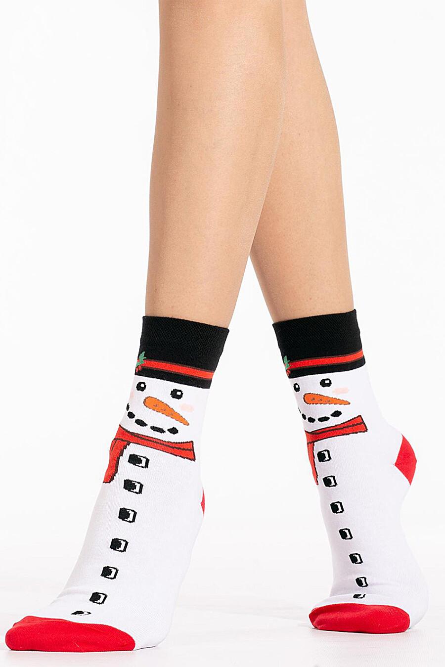 Носки для женщин GIULIA 260707 купить оптом от производителя. Совместная покупка женской одежды в OptMoyo