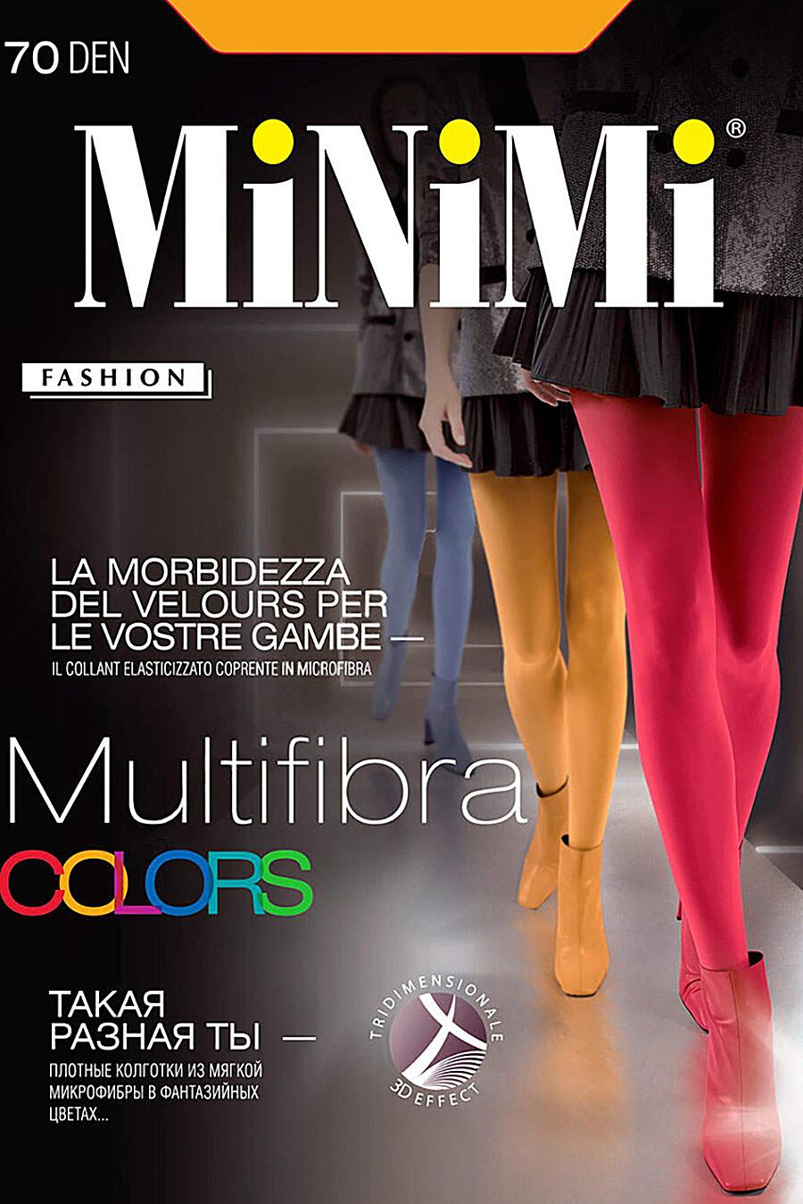 Колготки для женщин MINIMI 272538 купить оптом от производителя. Совместная покупка женской одежды в OptMoyo