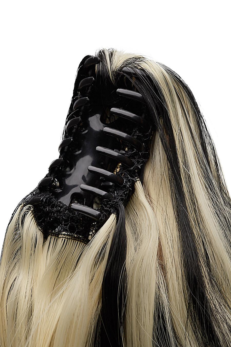 """Накладной хвост шиньон накладные волосы шиньон с эффектом мелирования шиньон с заколкой """"Эллада"""" Nothing But Love (272816), купить в Moyo.moda"""