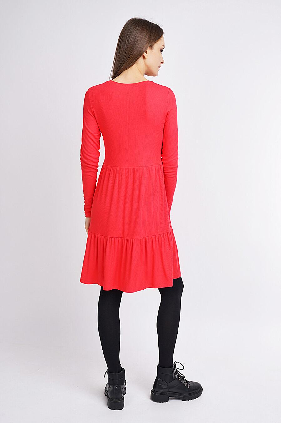 Платье для женщин CLEVER 272866 купить оптом от производителя. Совместная покупка женской одежды в OptMoyo