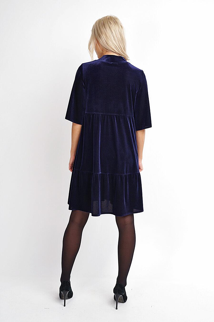 Платье для женщин CLEVER 272869 купить оптом от производителя. Совместная покупка женской одежды в OptMoyo