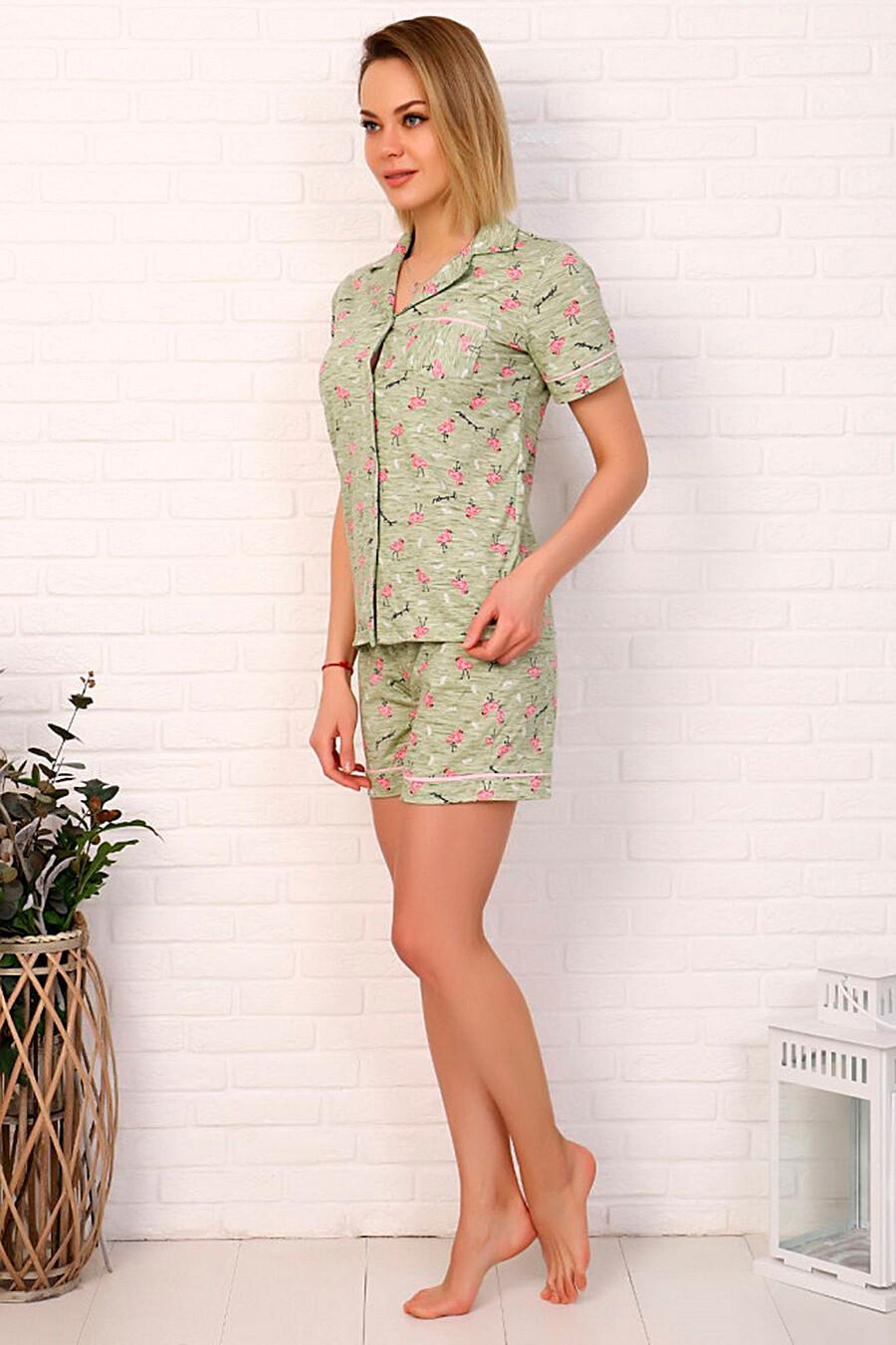Пижама (Шорты+Кофта) СОФИЯ37 (288946), купить в Moyo.moda