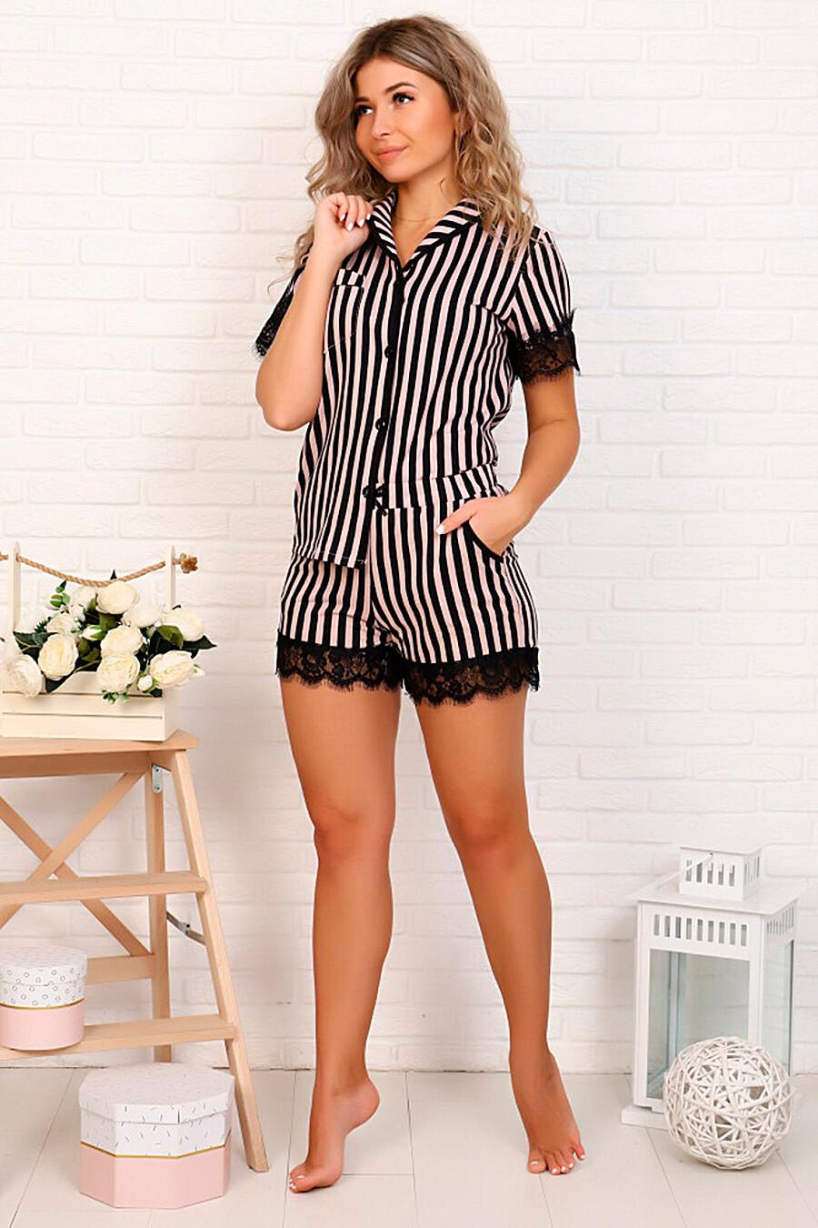 Пижама (Шорты+Кофта) СОФИЯ37 (288948), купить в Moyo.moda