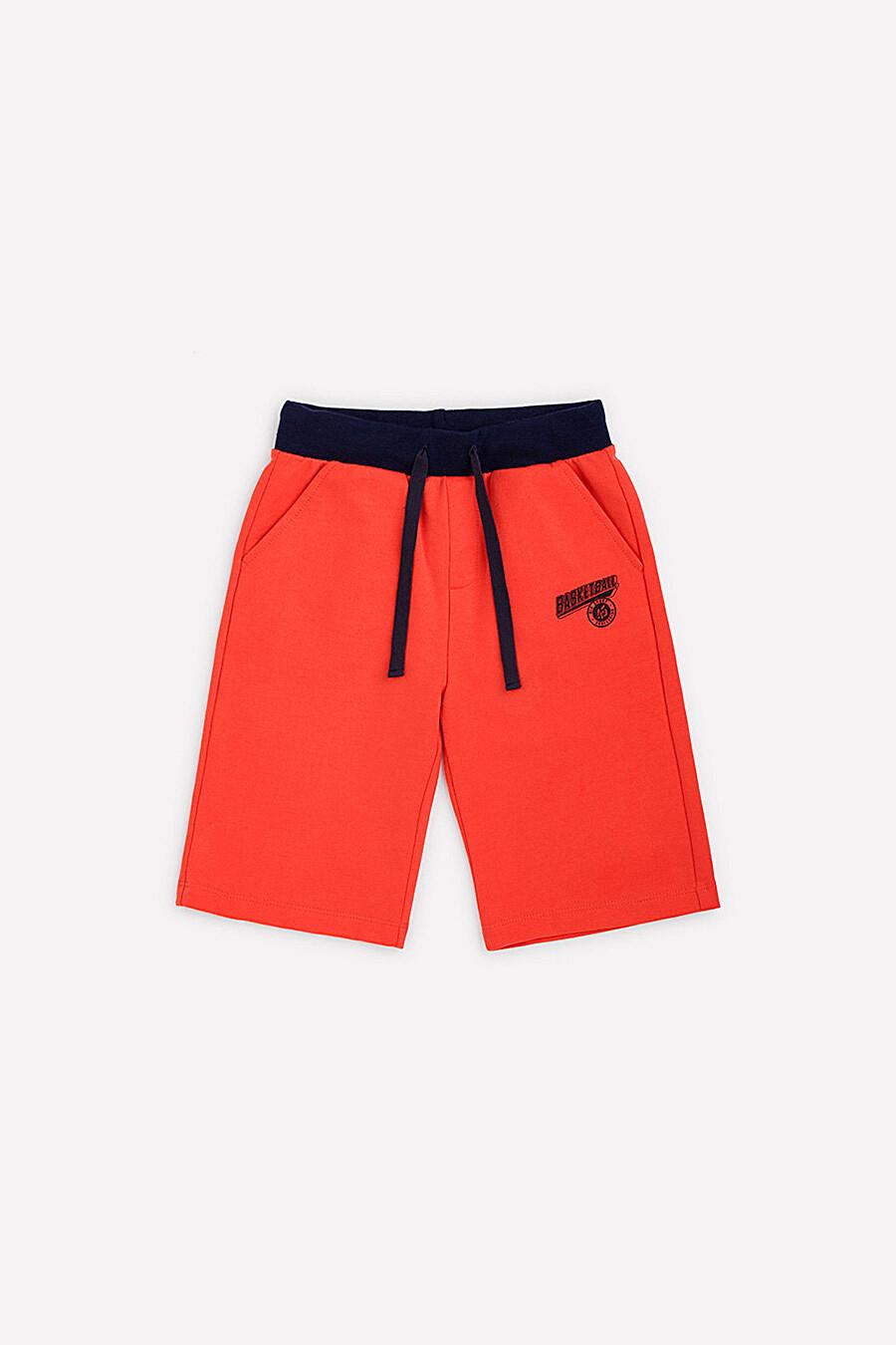 Шорты для мальчиков CROCKID 288970 купить оптом от производителя. Совместная покупка детской одежды в OptMoyo