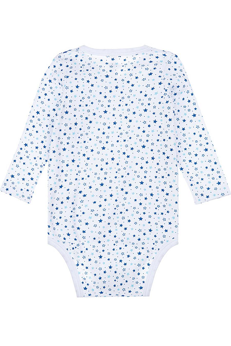 Боди 2 шт. для мальчиков PLAYTODAY 289441 купить оптом от производителя. Совместная покупка детской одежды в OptMoyo