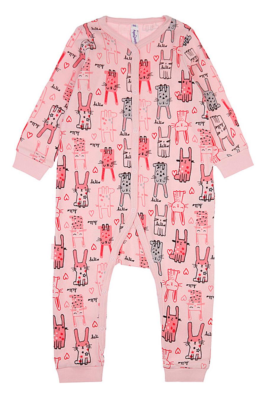 Комбинезон 3 шт. для девочек PLAYTODAY 289503 купить оптом от производителя. Совместная покупка детской одежды в OptMoyo
