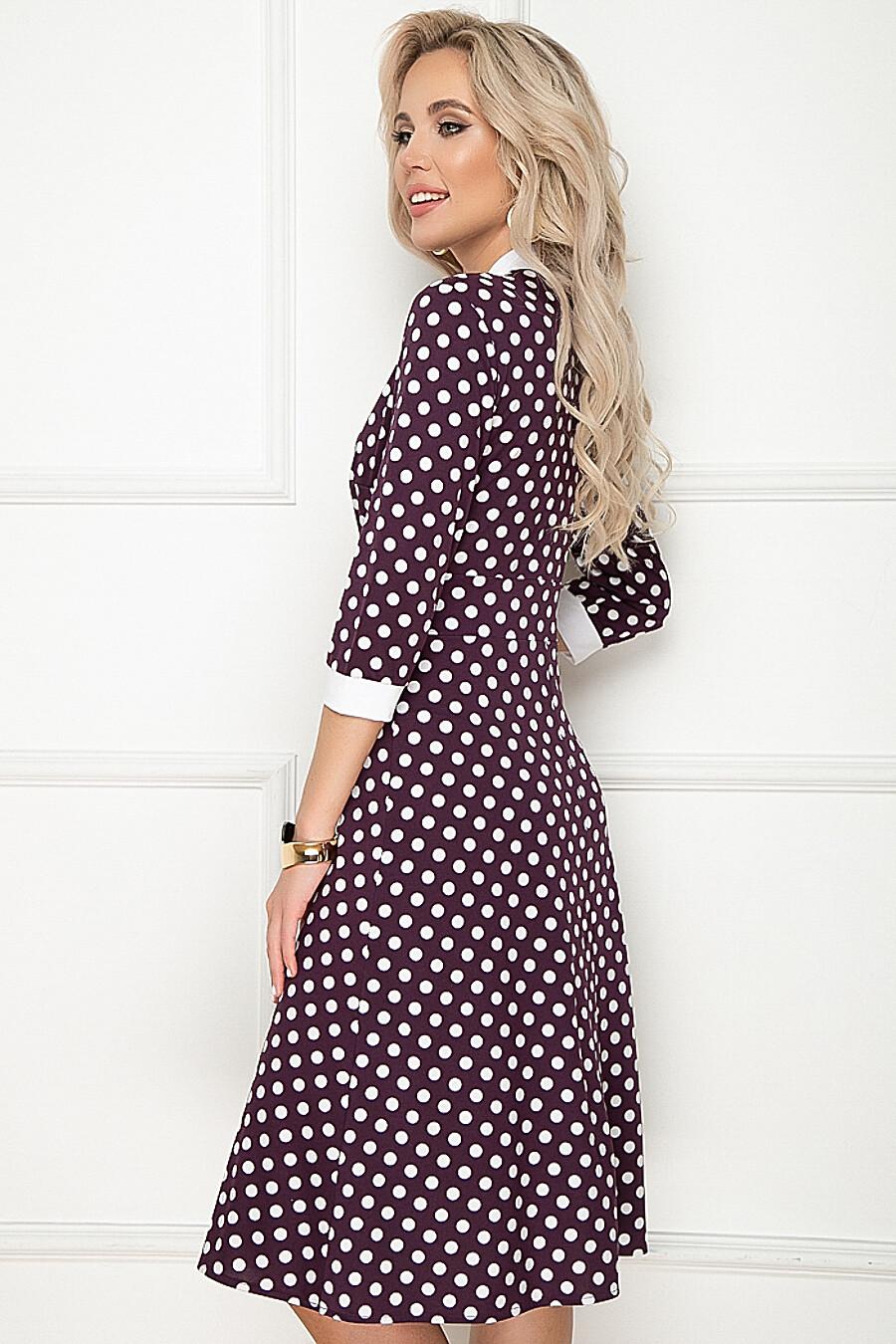 ПЛАТЬЕ РАВЕННА (ПЛУМ ГИРО) BELLOVERA (289672), купить в Moyo.moda