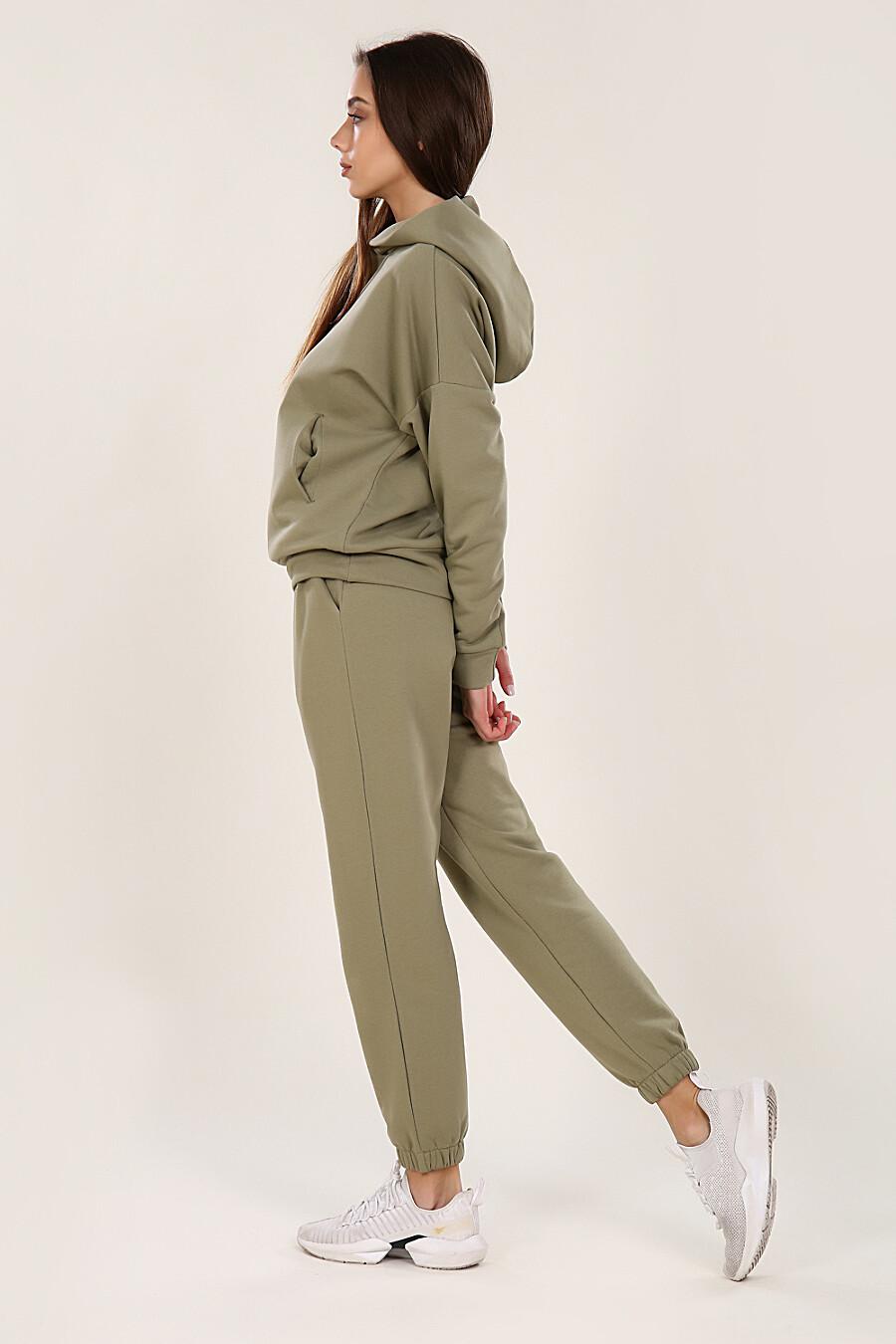 Костюм 16038 для женщин НАТАЛИ 289685 купить оптом от производителя. Совместная покупка женской одежды в OptMoyo