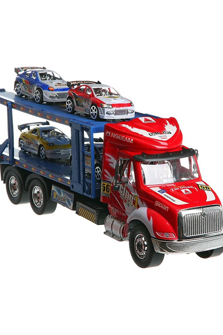 Машинка для детей BONDIBON 289817 купить оптом от производителя. Совместная покупка игрушек в OptMoyo