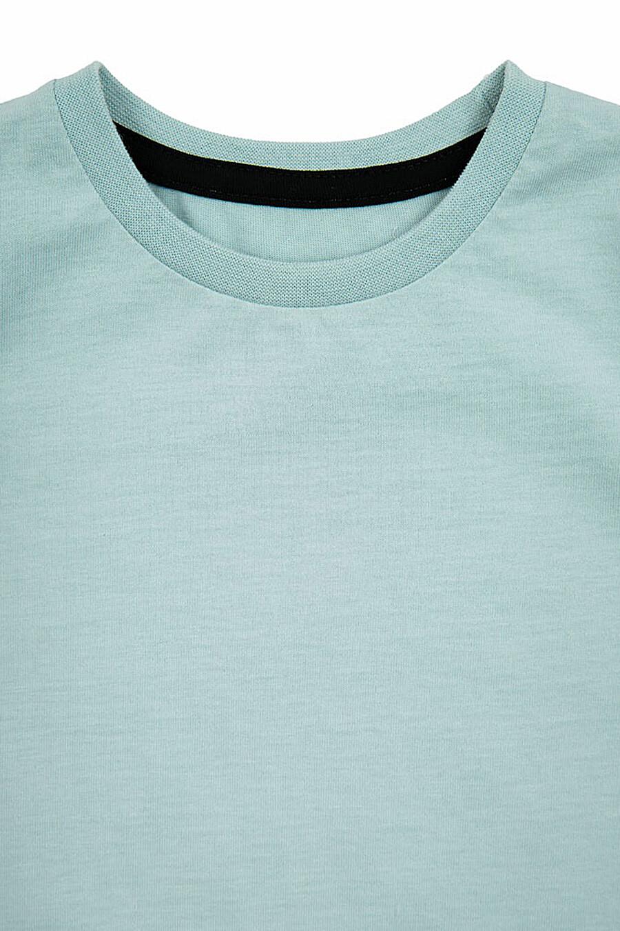 Костюм(Футболка+Шорты) для девочек BODO 289836 купить оптом от производителя. Совместная покупка детской одежды в OptMoyo