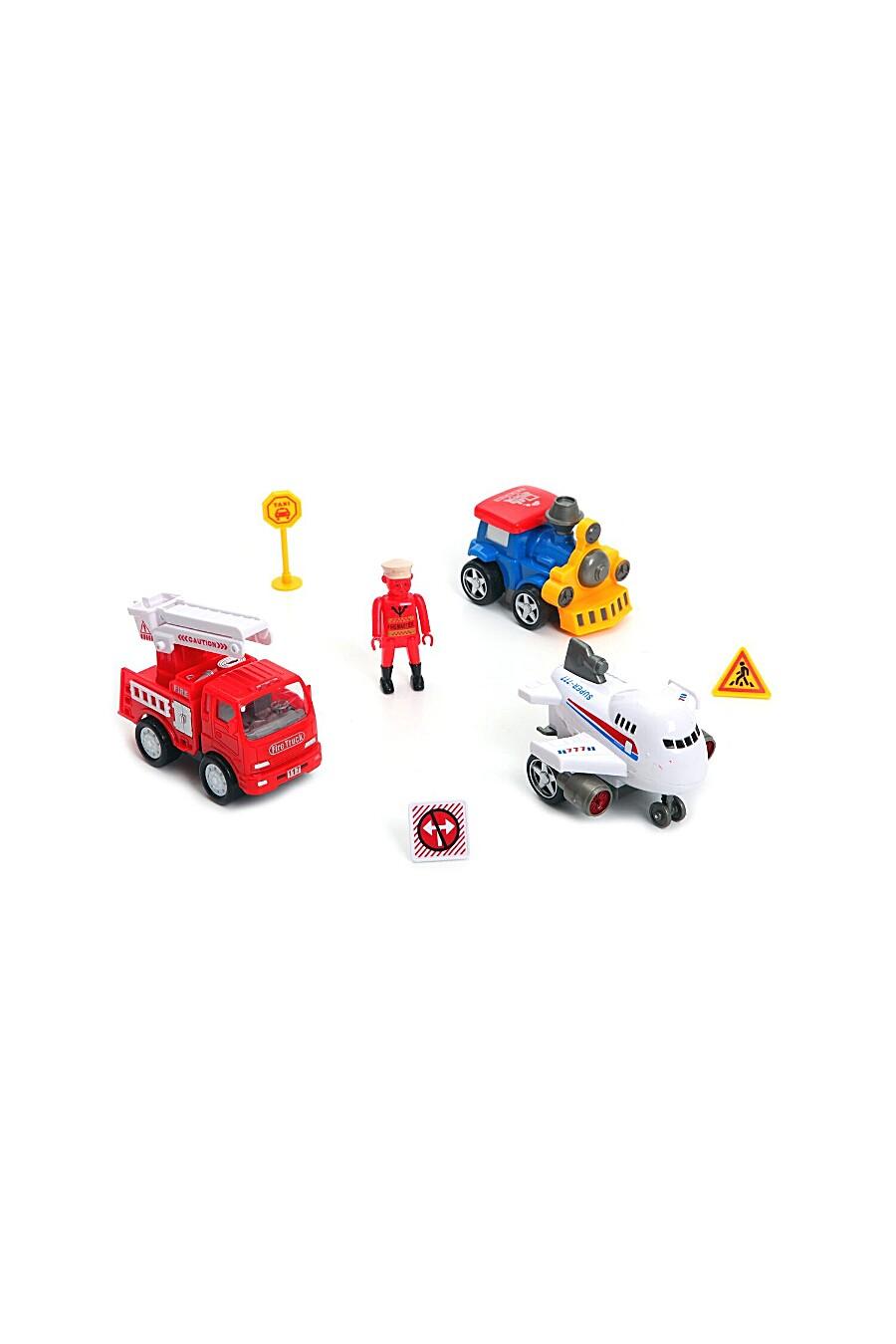 Набор машинок для детей BONDIBON 289842 купить оптом от производителя. Совместная покупка игрушек в OptMoyo