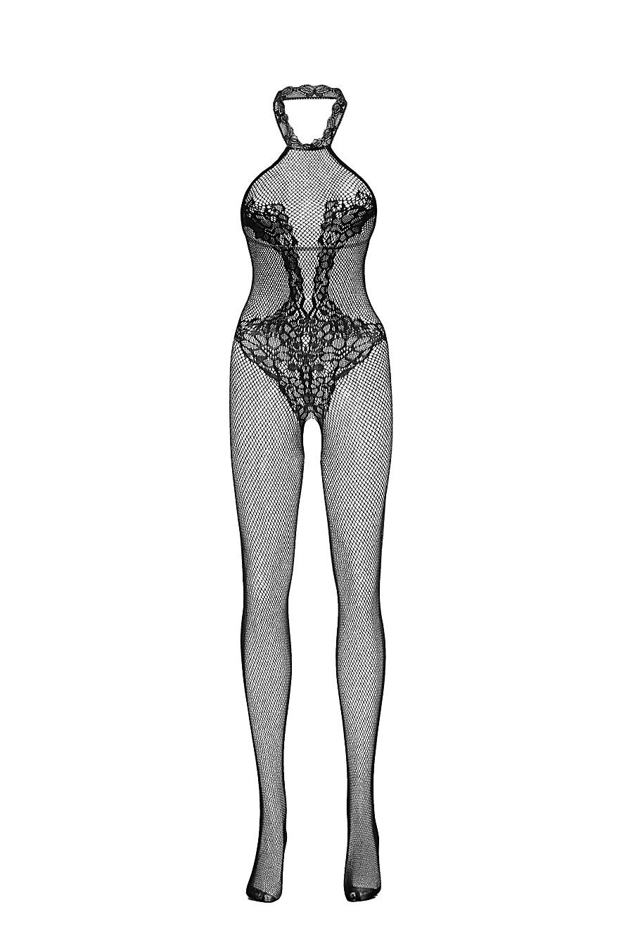 """Эротический комбинезон с вырезом в зоне бикини """"Опасные связи"""" LE CABARET (307852), купить в Moyo.moda"""