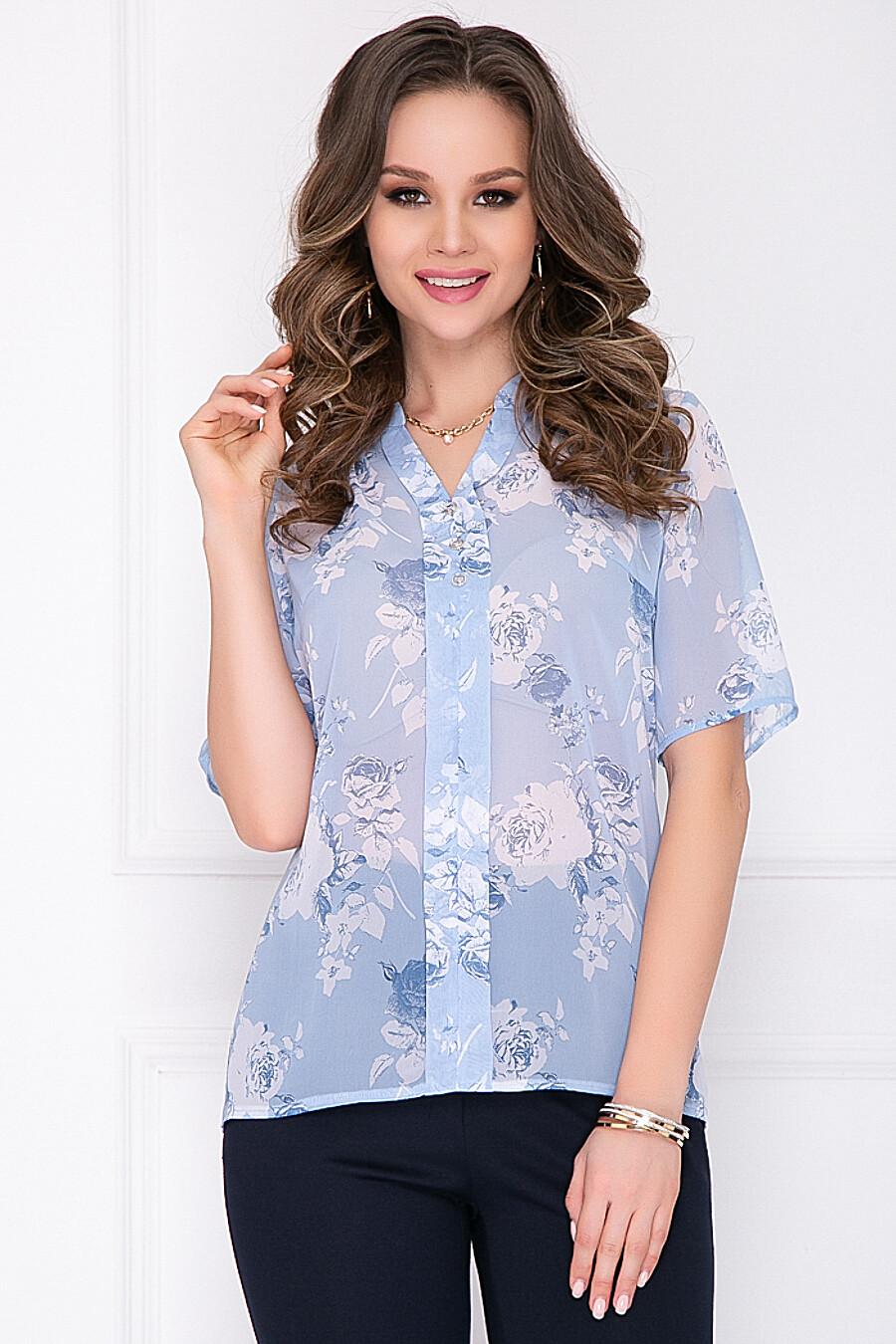 Блуза BELLOVERA (321612), купить в Moyo.moda