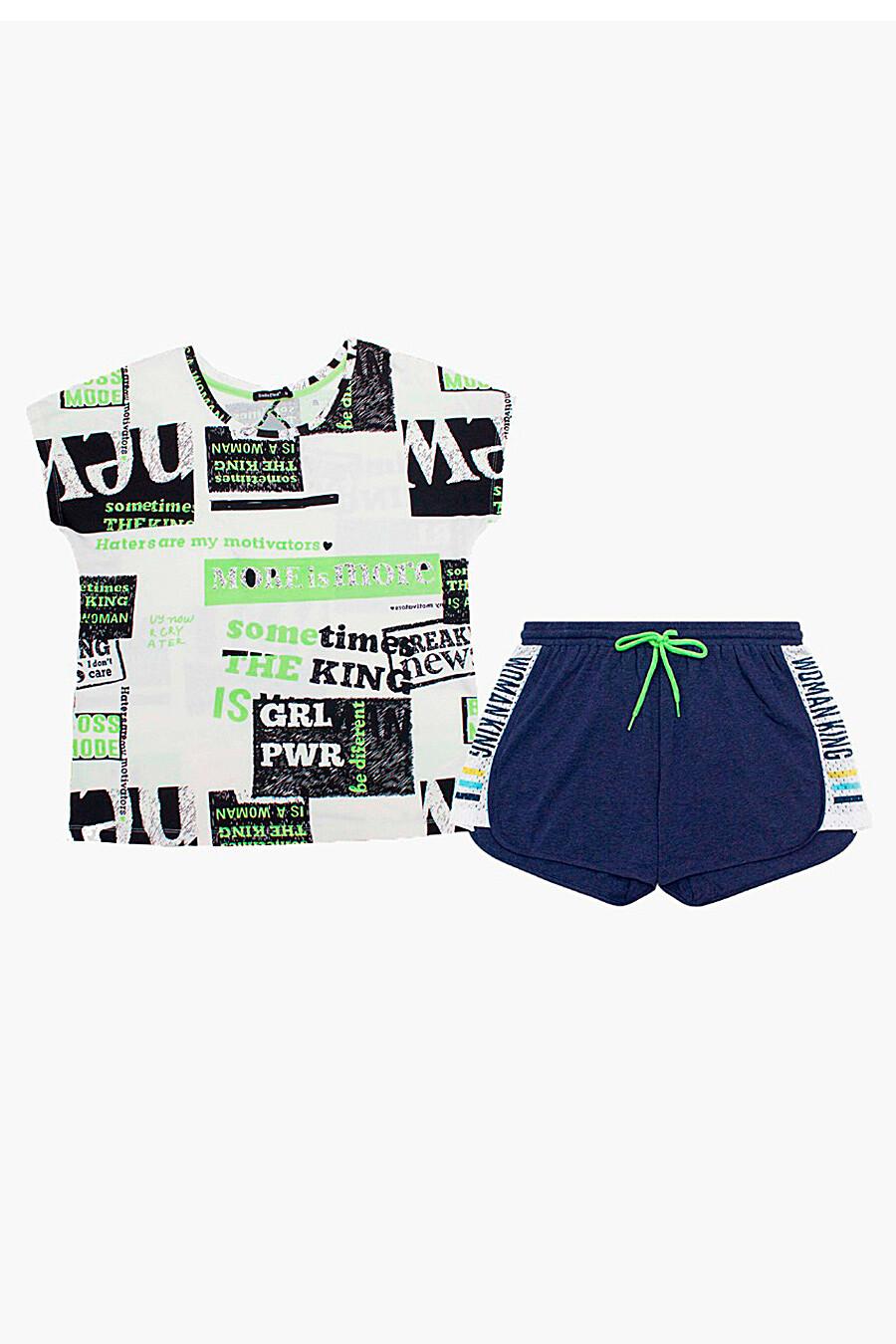 Пижама для женщин INDEFINI 321762 купить оптом от производителя. Совместная покупка женской одежды в OptMoyo