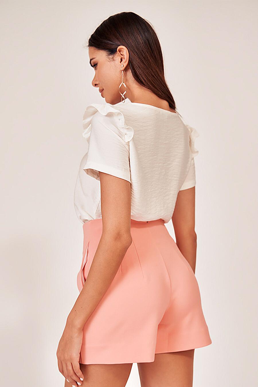 Шорты для женщин VITTORIA VICCI 321904 купить оптом от производителя. Совместная покупка женской одежды в OptMoyo