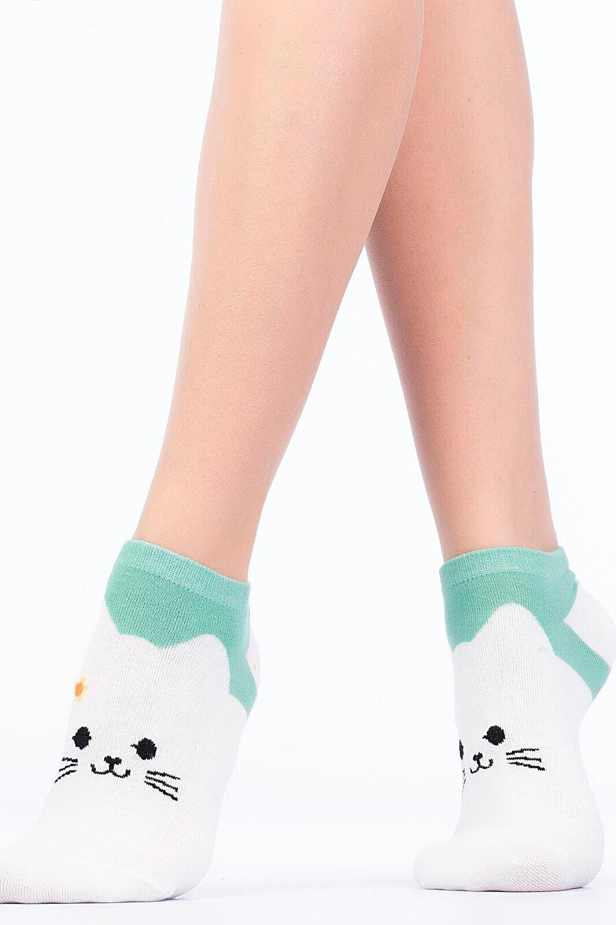 Носки для женщин HOBBY LINE 334714 купить оптом от производителя. Совместная покупка женской одежды в OptMoyo