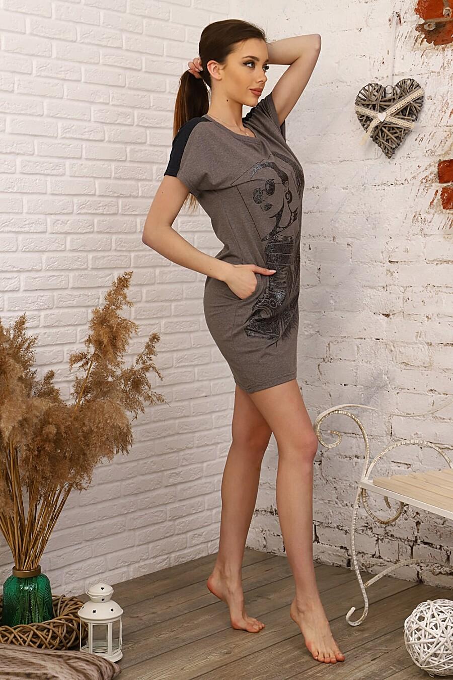 Туника 25726 для женщин НАТАЛИ 334810 купить оптом от производителя. Совместная покупка женской одежды в OptMoyo