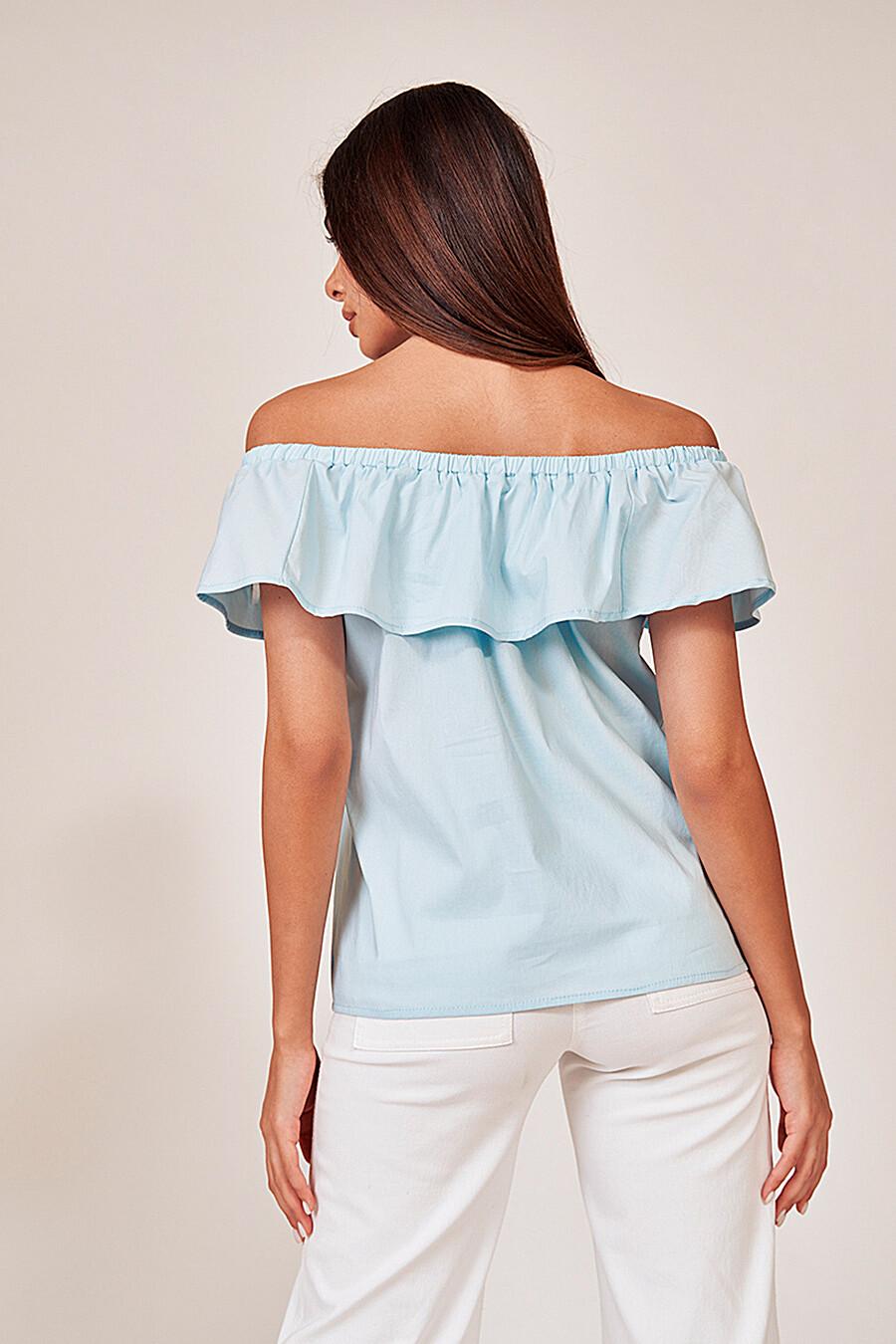 Блуза для женщин VITTORIA VICCI 334875 купить оптом от производителя. Совместная покупка женской одежды в OptMoyo