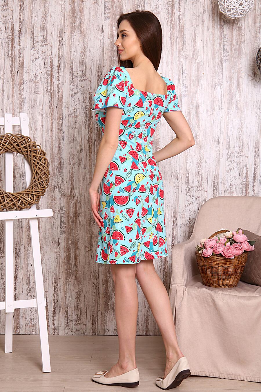 Платье 10546 для женщин НАТАЛИ 348390 купить оптом от производителя. Совместная покупка женской одежды в OptMoyo