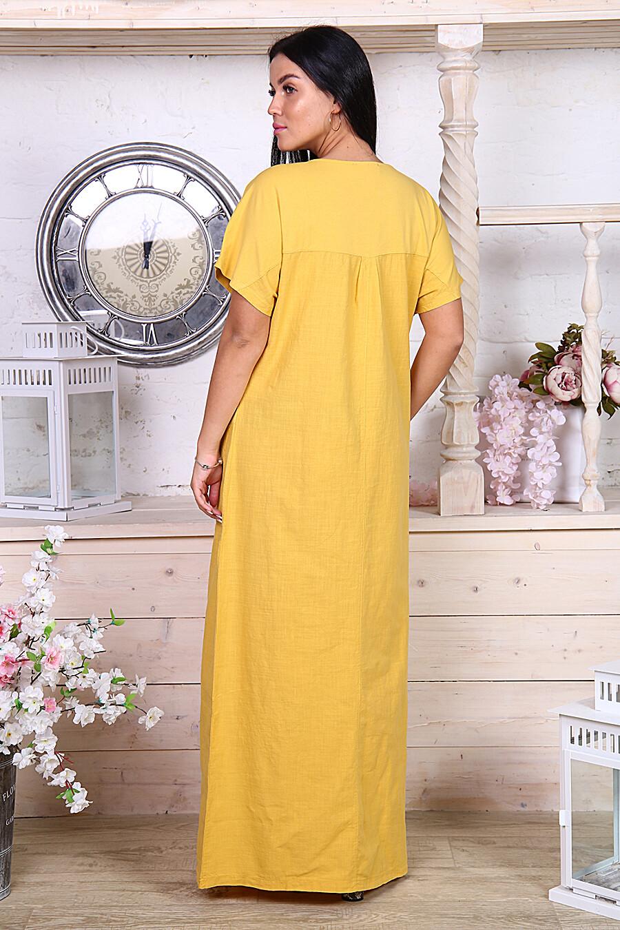 Платье 22176 для женщин НАТАЛИ 348407 купить оптом от производителя. Совместная покупка женской одежды в OptMoyo