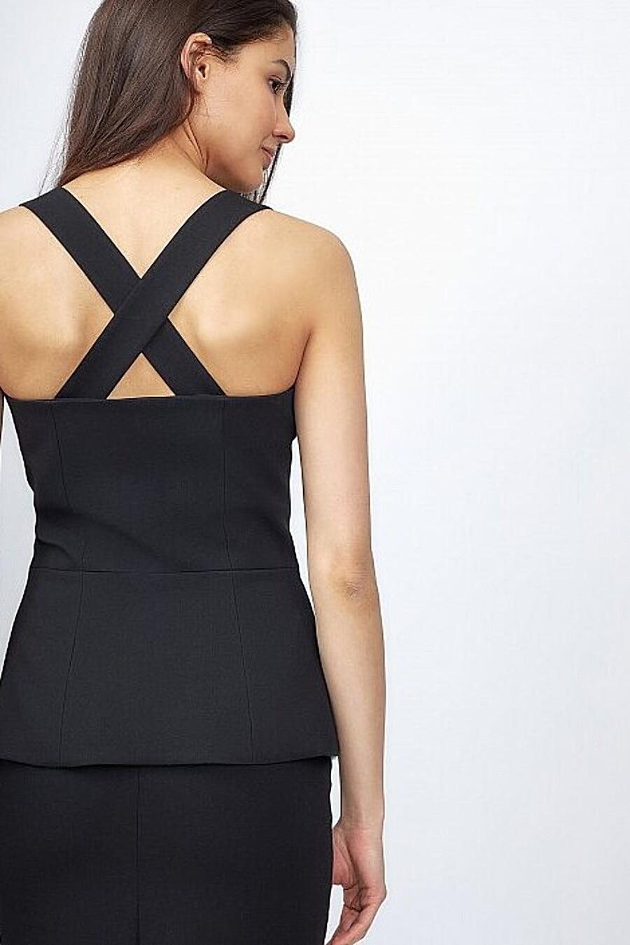 Жилет для женщин CALISTA 348443 купить оптом от производителя. Совместная покупка женской одежды в OptMoyo