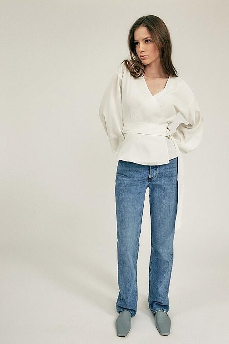 Блуза для женщин CALISTA 348444 купить оптом от производителя. Совместная покупка женской одежды в OptMoyo