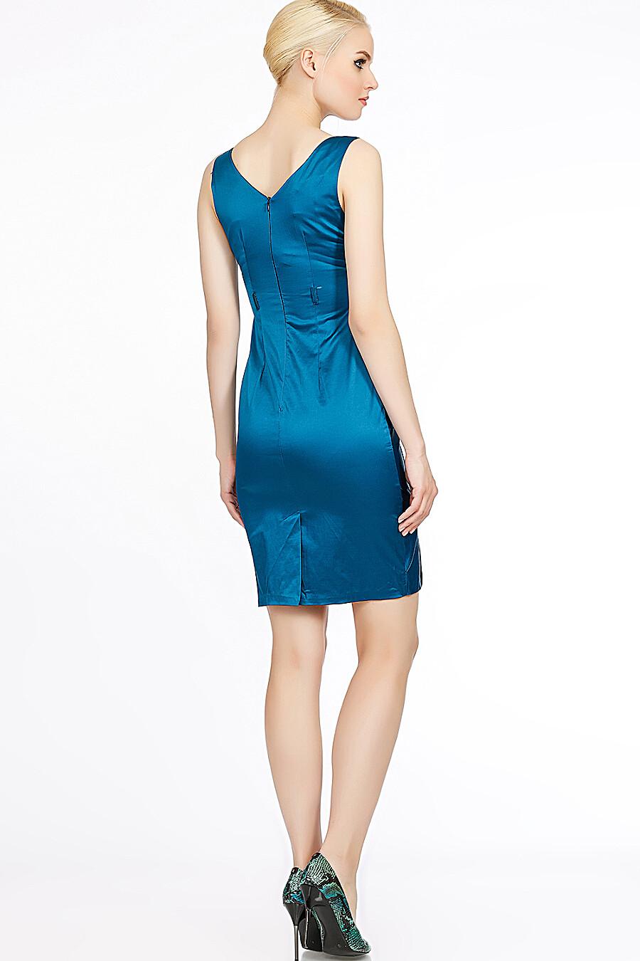 Платье для женщин TuTachi 57928 купить оптом от производителя. Совместная покупка женской одежды в OptMoyo