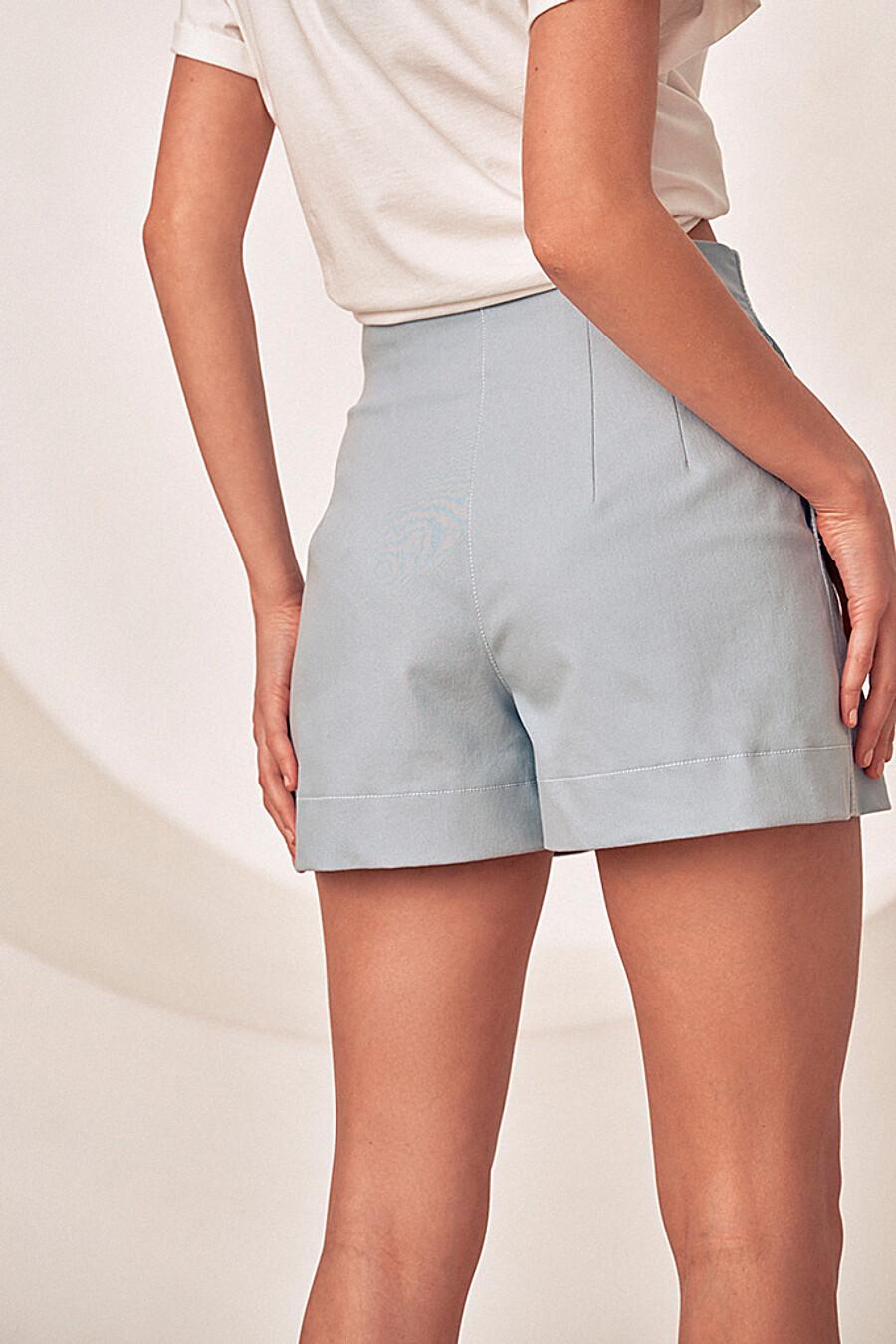 Шорты для женщин VITTORIA VICCI 649119 купить оптом от производителя. Совместная покупка женской одежды в OptMoyo