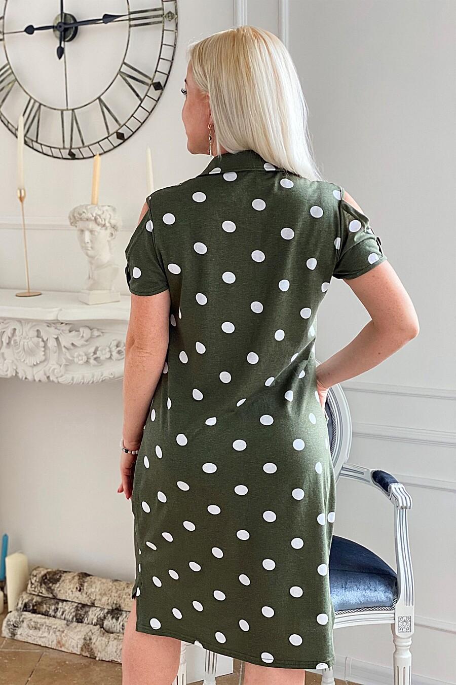 Платье 7270 для женщин НАТАЛИ 649294 купить оптом от производителя. Совместная покупка женской одежды в OptMoyo