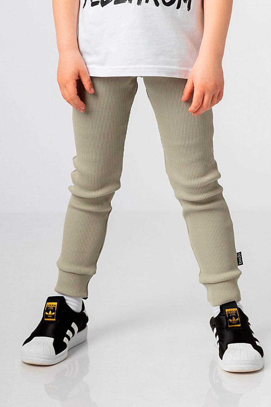 Леггинсы для девочек BODO 649394 купить оптом от производителя. Совместная покупка детской одежды в OptMoyo