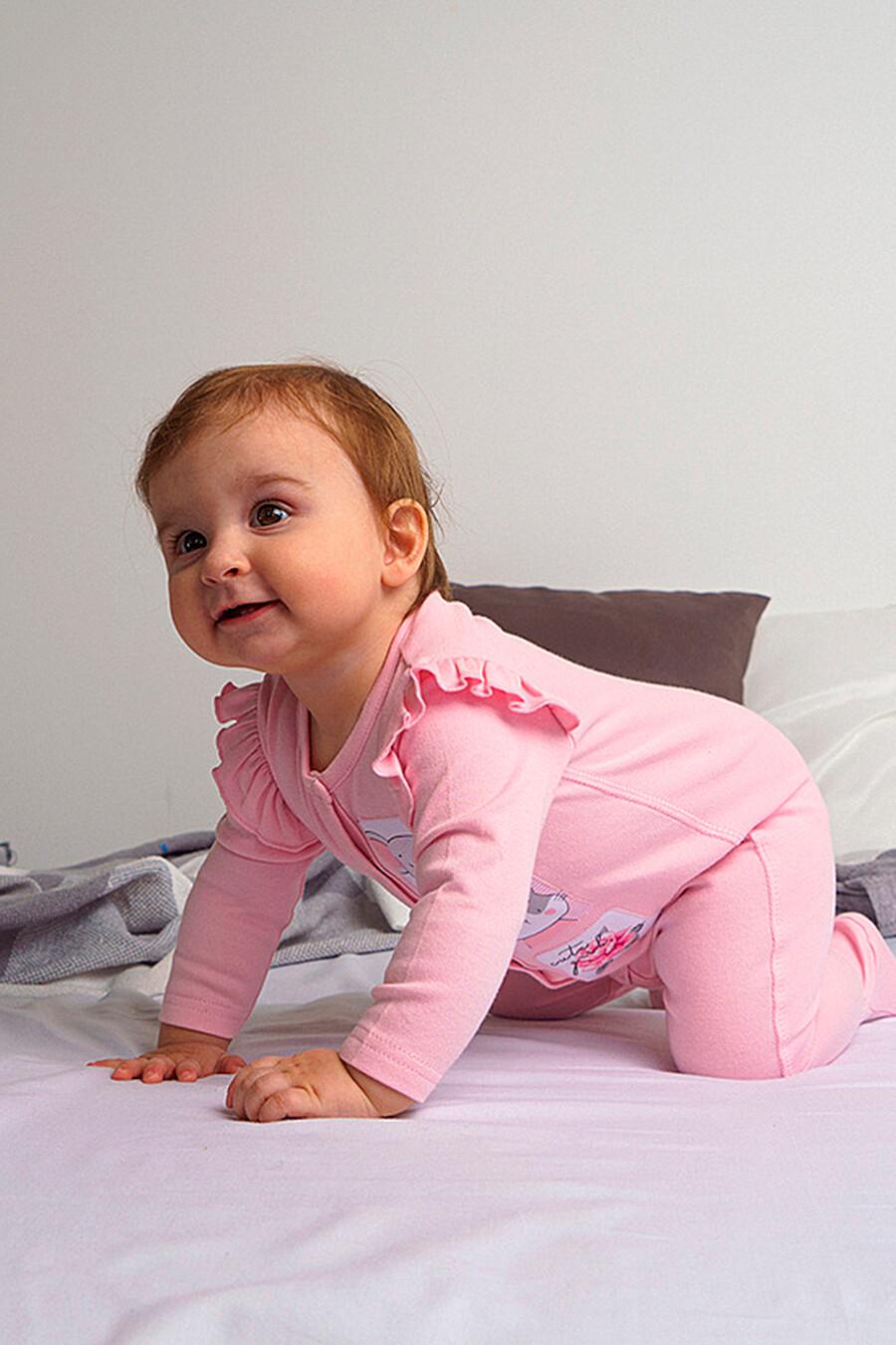 Комбинезон 2 шт. для девочек PLAYTODAY 649428 купить оптом от производителя. Совместная покупка детской одежды в OptMoyo