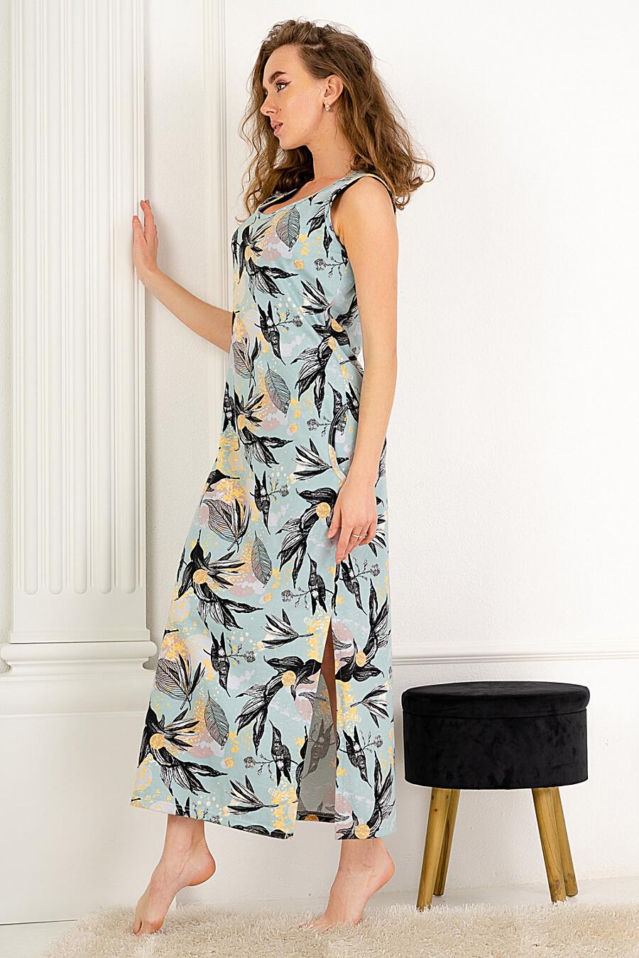Сарафан 6200 для женщин НАТАЛИ 649608 купить оптом от производителя. Совместная покупка женской одежды в OptMoyo