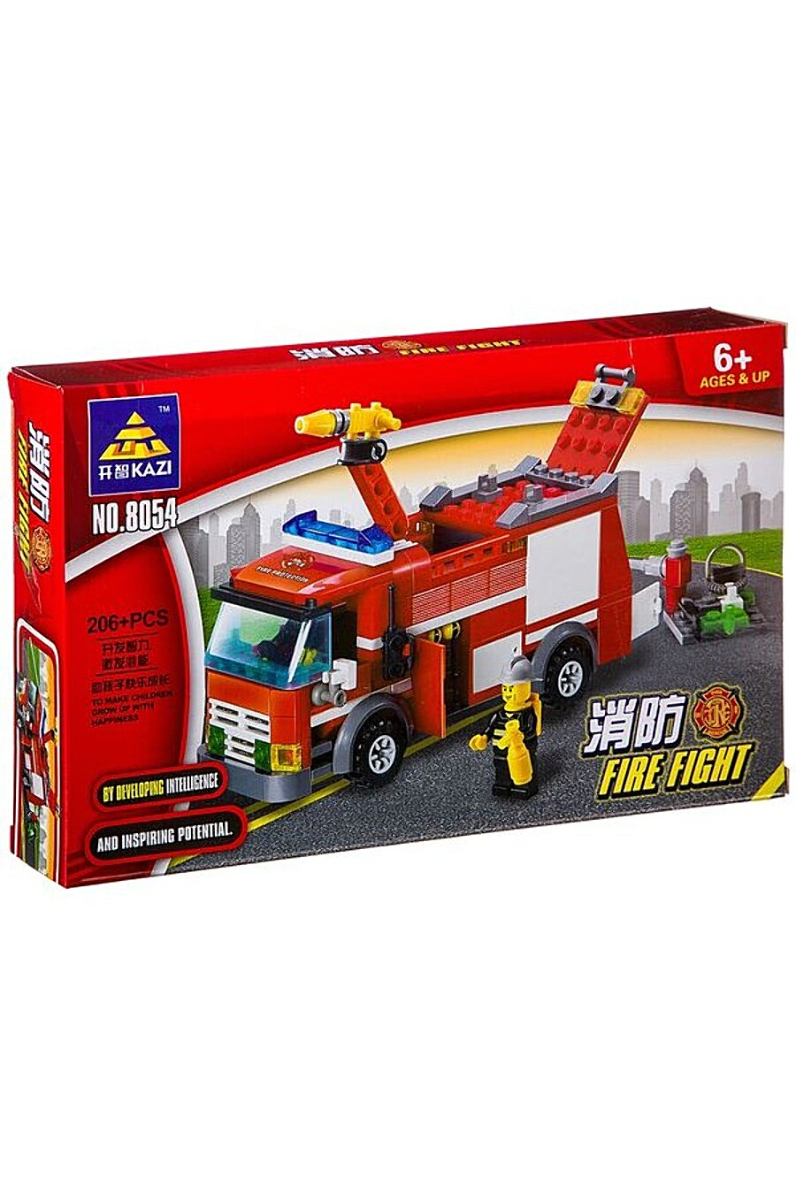 Конструктор  для детей BONNA 655194 купить оптом от производителя. Совместная покупка игрушек в OptMoyo
