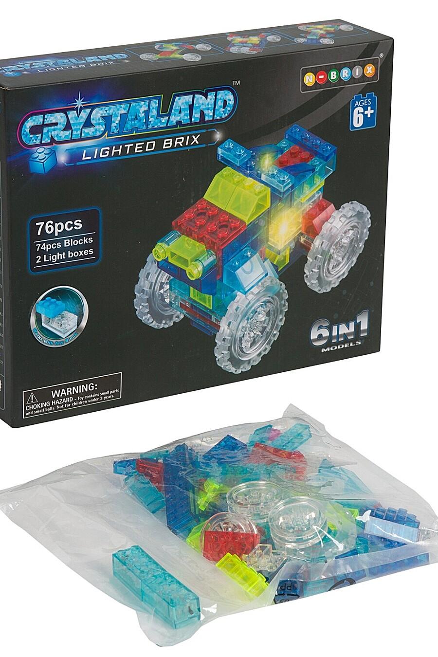 Конструктор для детей BONNA 655258 купить оптом от производителя. Совместная покупка игрушек в OptMoyo