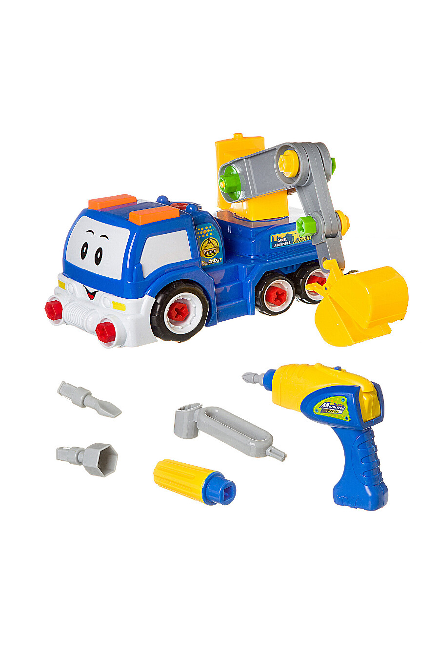 Машинка для детей BONNA 655265 купить оптом от производителя. Совместная покупка игрушек в OptMoyo