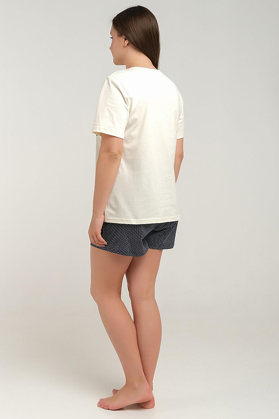 Костюм (футболка+шорты) ODEVAITE (665962), купить в Moyo.moda