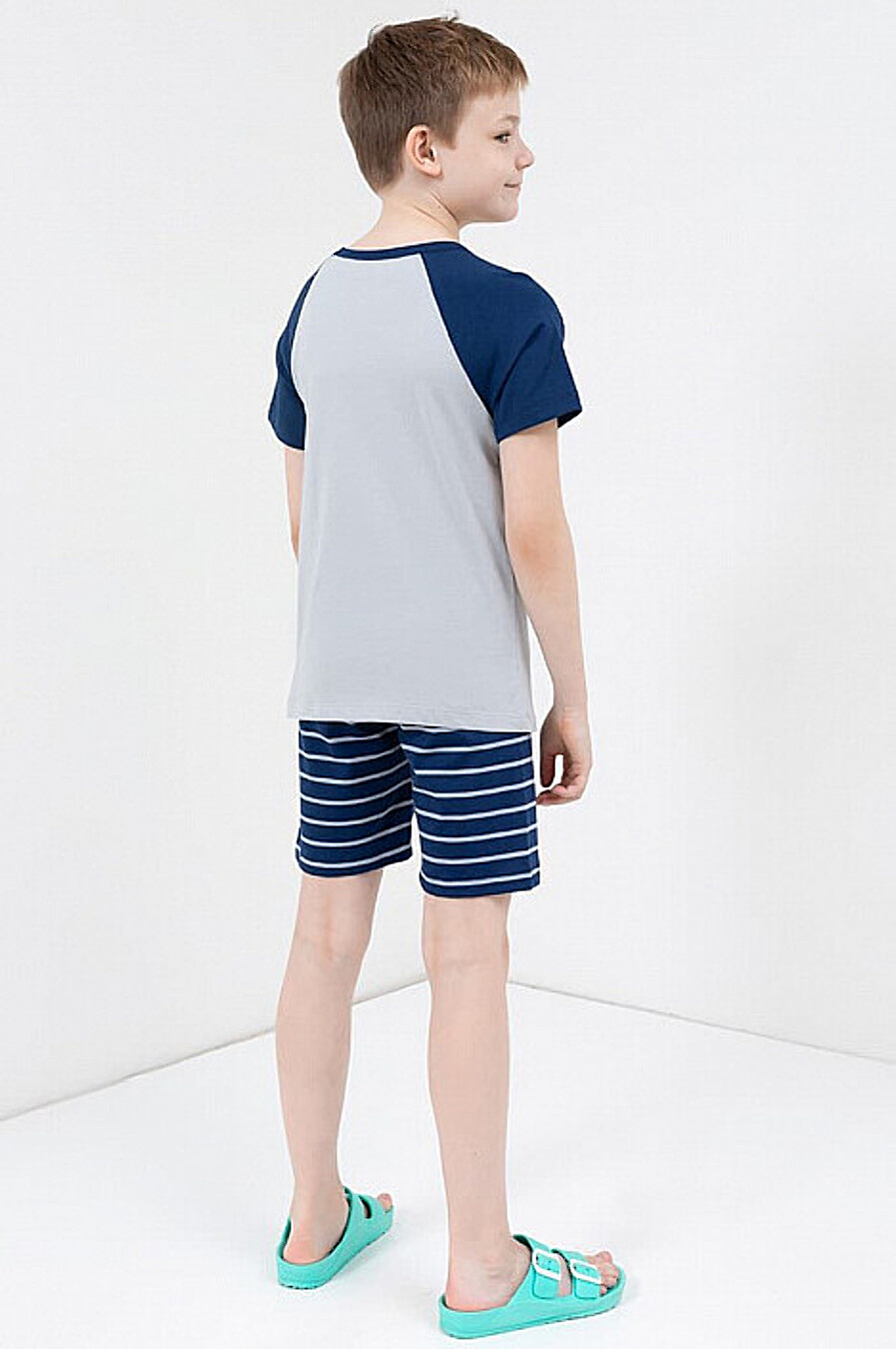 Пижама (Футболка+Шорты) MARK FORMELLE (666376), купить в Moyo.moda