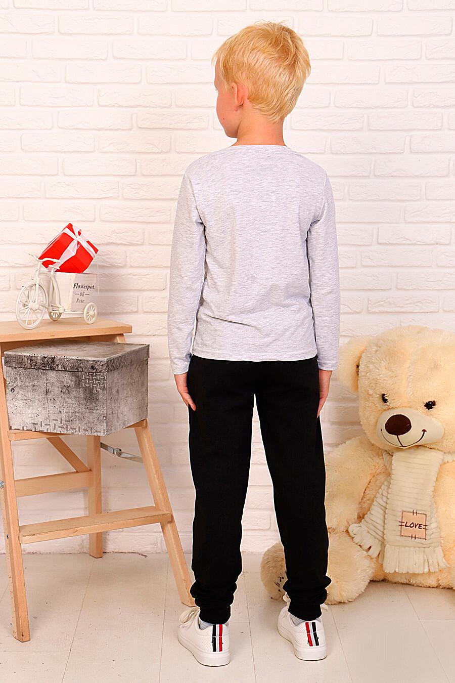 Лонгслив для мальчиков SOFIYA37 667846 купить оптом от производителя. Совместная покупка детской одежды в OptMoyo