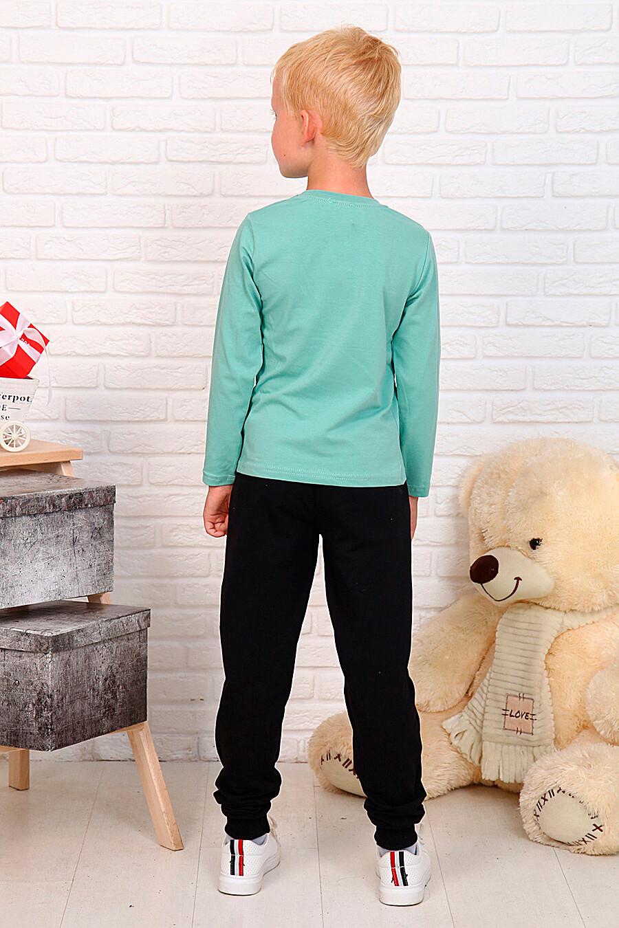 Лонгслив для мальчиков SOFIYA37 667849 купить оптом от производителя. Совместная покупка детской одежды в OptMoyo