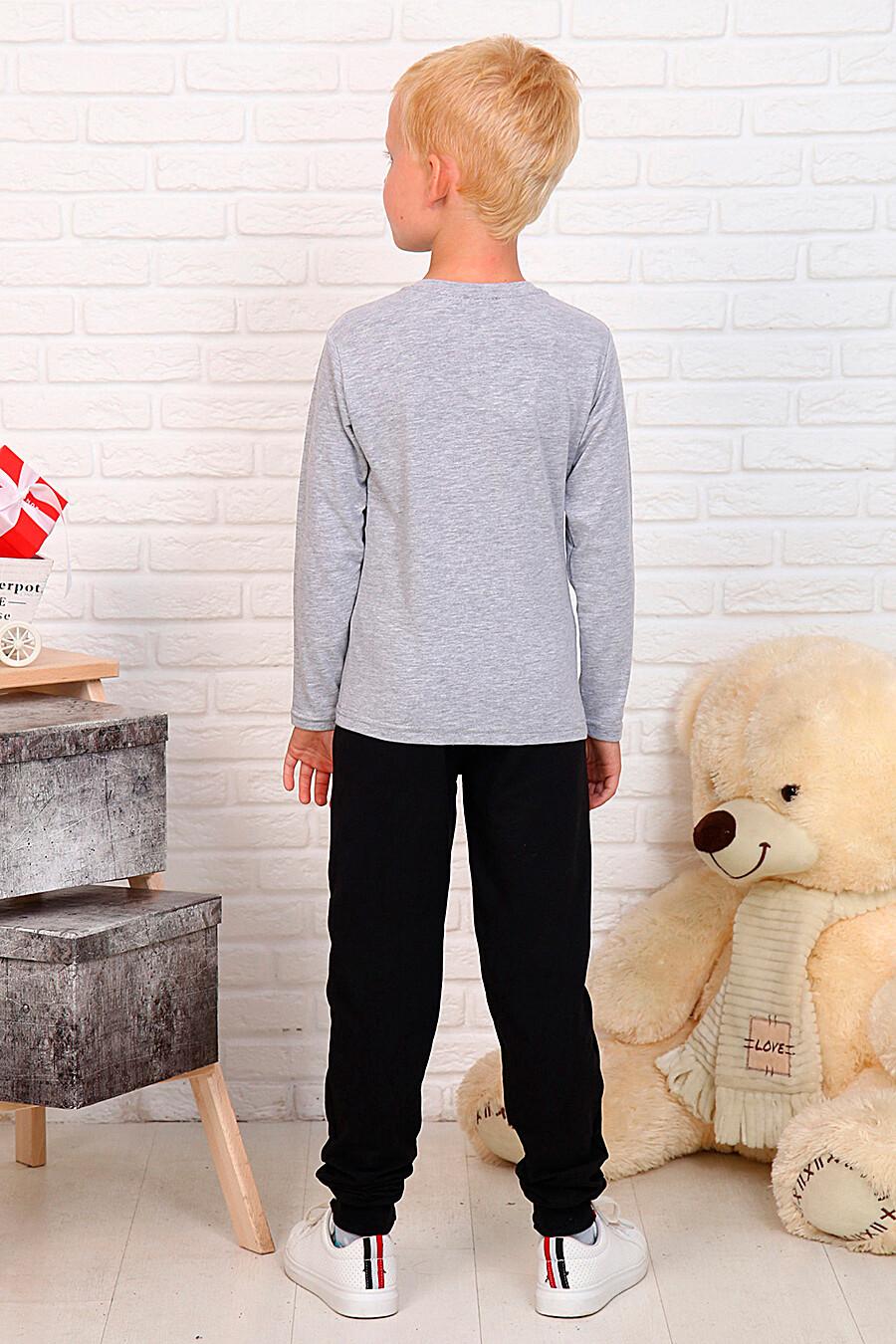 Лонгслив для мальчиков SOFIYA37 667858 купить оптом от производителя. Совместная покупка детской одежды в OptMoyo