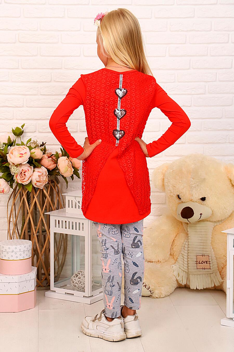Туника для девочек SOFIYA37 667953 купить оптом от производителя. Совместная покупка детской одежды в OptMoyo