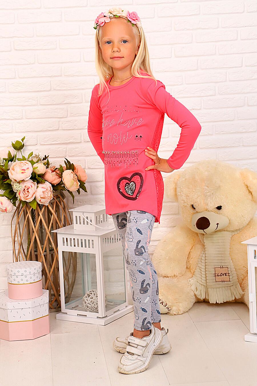 Туника для девочек SOFIYA37 667955 купить оптом от производителя. Совместная покупка детской одежды в OptMoyo