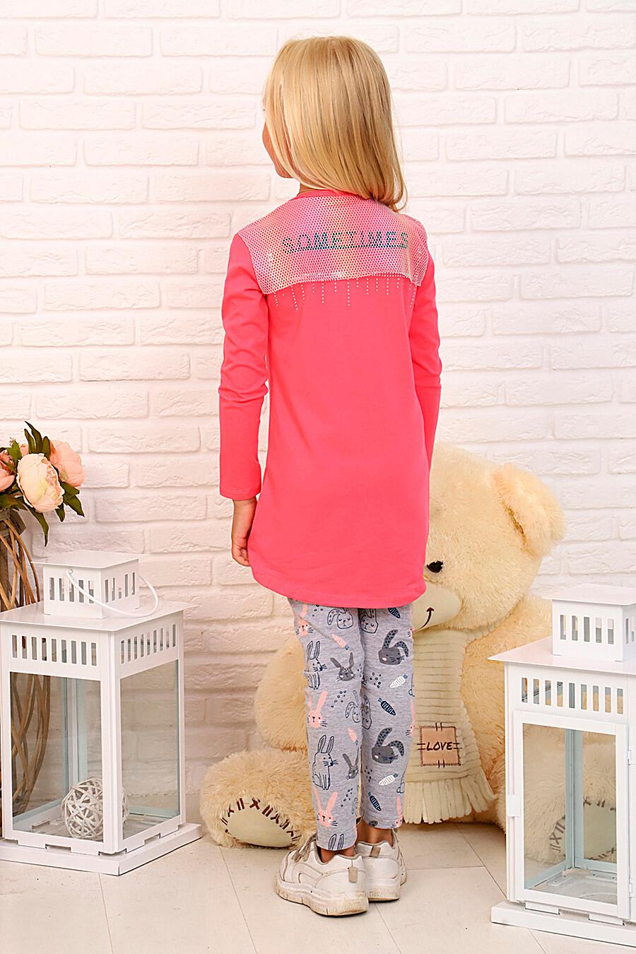 Туника для девочек SOFIYA37 667962 купить оптом от производителя. Совместная покупка детской одежды в OptMoyo