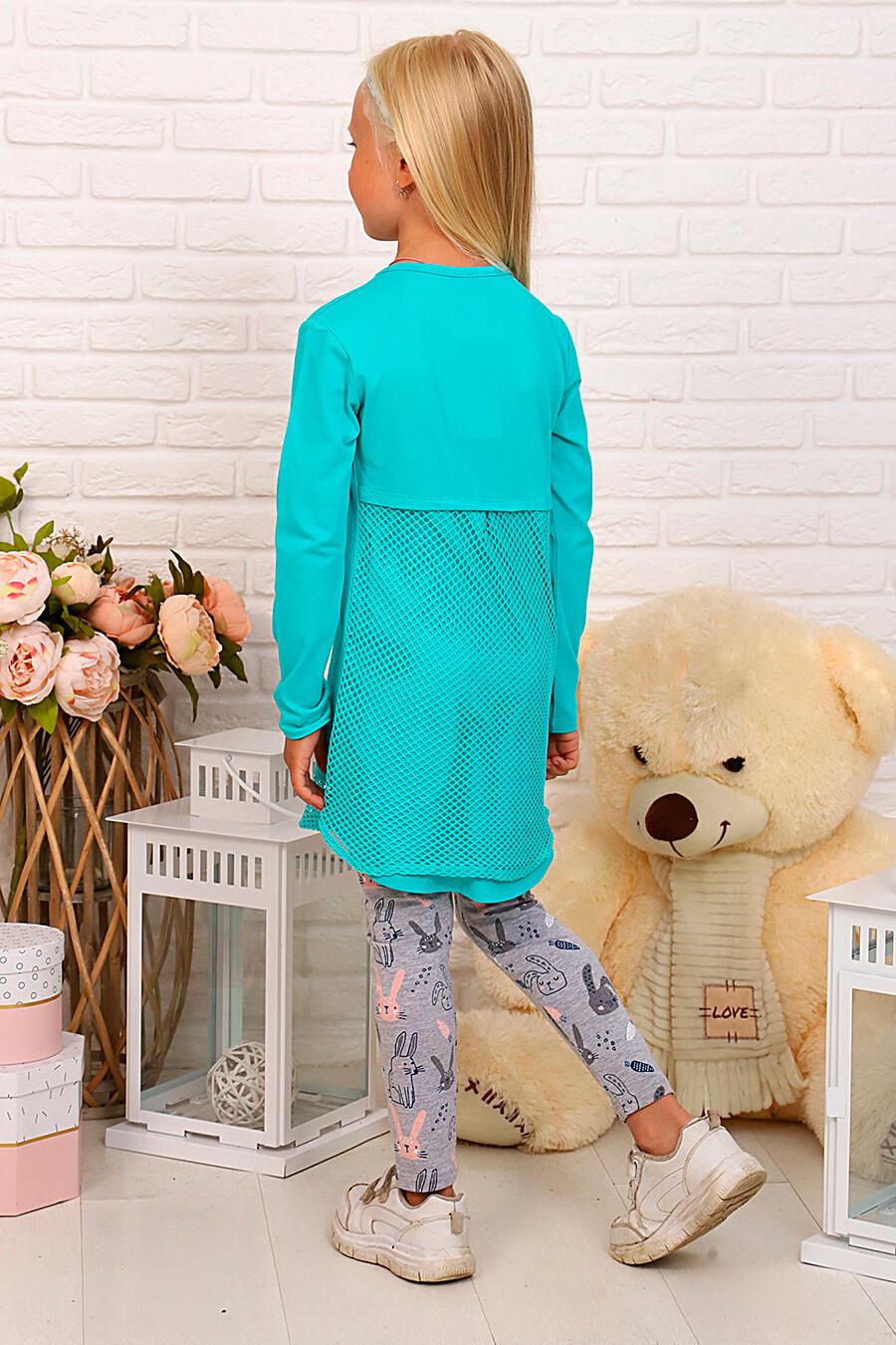 Туника для девочек SOFIYA37 667974 купить оптом от производителя. Совместная покупка детской одежды в OptMoyo
