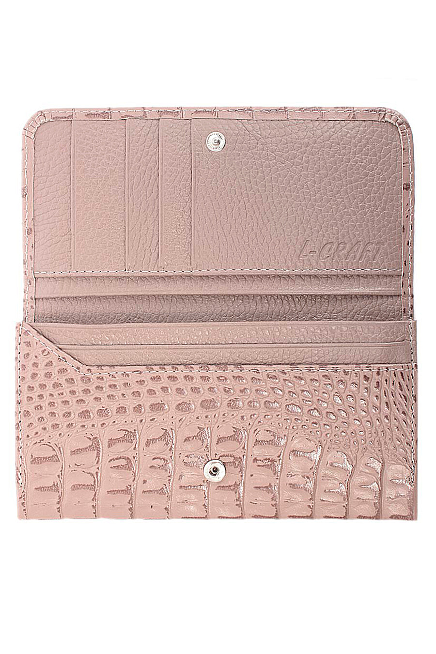 Кошелек для женщин L-CRAFT 667988 купить оптом от производителя. Совместная покупка женской одежды в OptMoyo